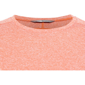 The North Face Inlux Top manga 3/4 Mujer, fire brick red heather